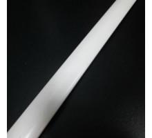 Торцевий профіль для ДСП білий