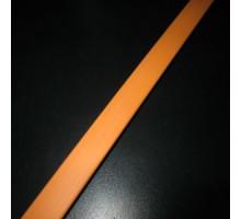 Торцевий профіль для ДСП оранж однотонний