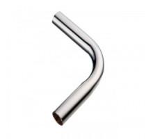 Кут з'єднувальний труби-рейлинга d = 16 90 * хром