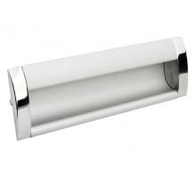 Ручка врізна UA08/C00/04/160 хром/алюміній